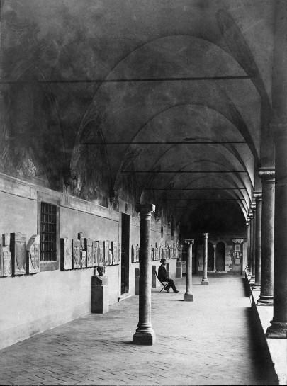 Chiostro di San Domenico copertina
