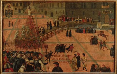 800px-Filippo_Dolciati_(1443_-_1519)_Execution_of_Girolamo_Savonarola__1498,_martirio 1