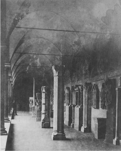Chiostro San Domenico 2