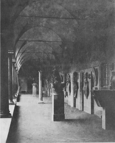 Chiostro San Domenico 3