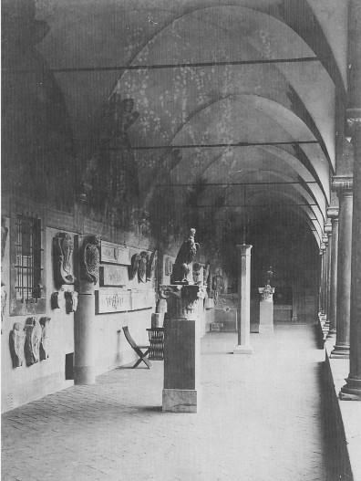 Chiostro San Domenico 4