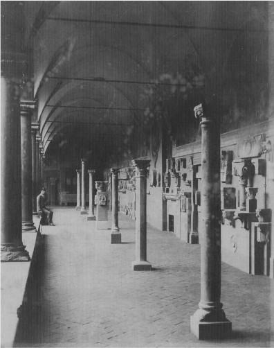 Chiostro San Domenico 5