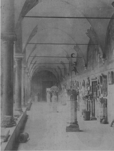 Chiostro San Domenico 6