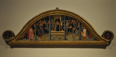Zanobi Strozzi La Scuola del Beato Alberto Magno