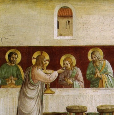 Angelico-last supper
