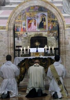 Porziuncola Annunciazione (2)
