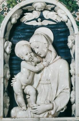 Andrea della Robbia, Firenze, Museo Nazionale del Bargello