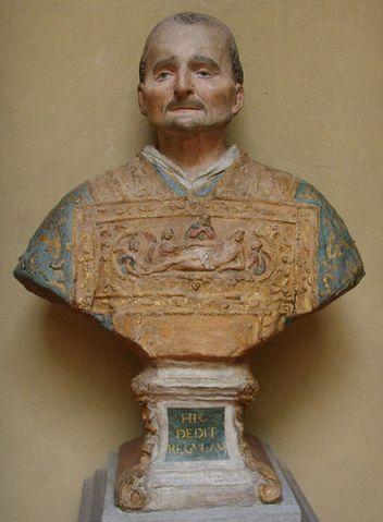 Busto Sant'Antonino Pierozzi, Convento di San Marco, Firenze
