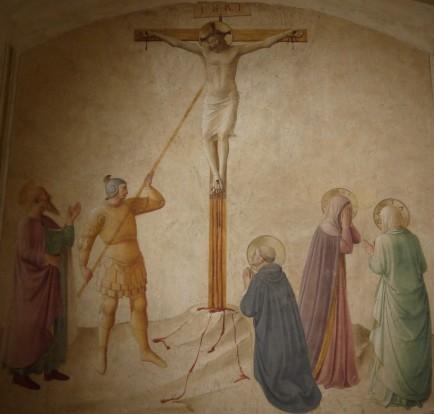Crocifissione: cella 42, Convento di San Marco