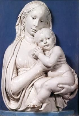 Luca Della Robbia, Firenze, Museo del Bargello