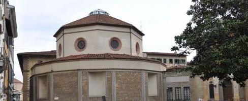 Rotonda Brunelleschi e ingresso della Casa del Mutilato