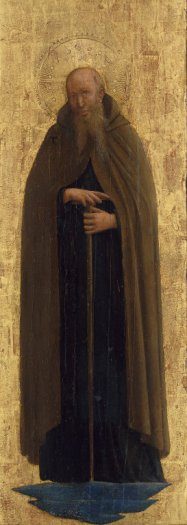 Pala di San Marco (dettaglio), Chicago, Art Institute