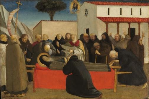 Funerale di Sant'Antonio Abate