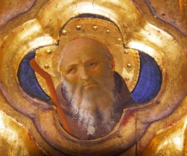 Deposizione di Santa Trinita (dettaglio), Firenze, Museo di San Marco