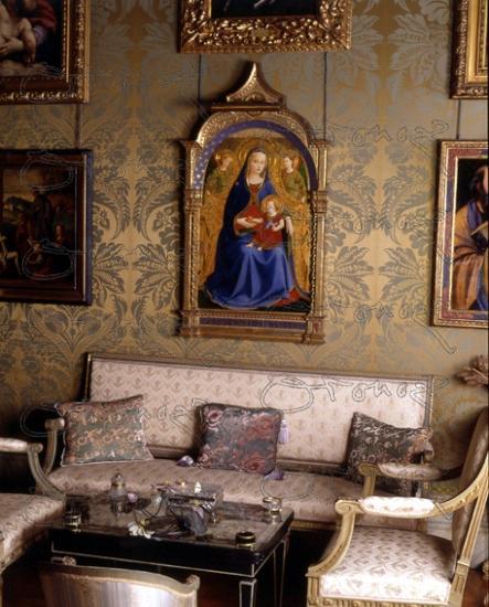 Salone Italiano nel Palazzo di Liria di Casa d'Alba, Madrid