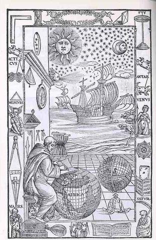 De Sphaera Mundi di Giovanni Sacrobosco