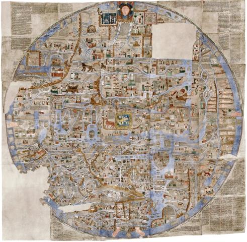 Mappa di Ebstorf