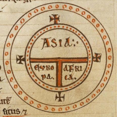 Mappamondo di Isidoro di Siviglia