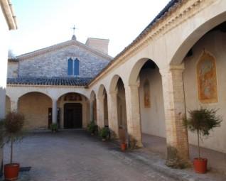 San Fortunato chiesa