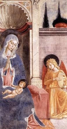 San Fortunato Madonna col Bambino