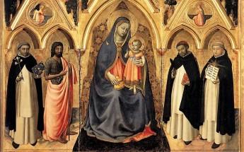 Beato angelico, Trittico di San Pietro Martire