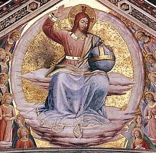 beato-angelico - affreschi-duomo orvieto-cristo giudice (2)