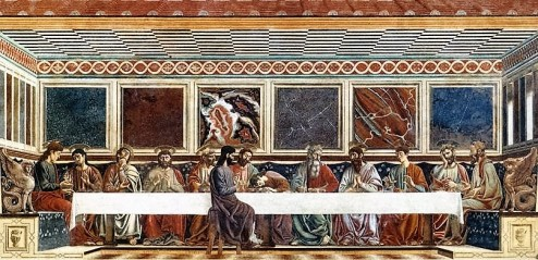 Ultima cena Apollonia