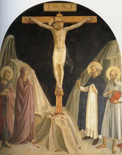 Beato Angelico, Cella 4 del Dormitorio, Museo di San Marco, Firenze