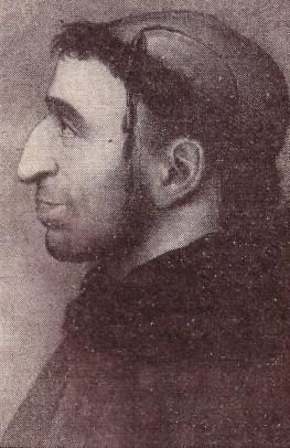 Il frate domenicano Savonarola. Firenze è la città della Provvidenza.