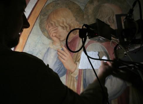 san-marco-angelico-crocifissione-restauro