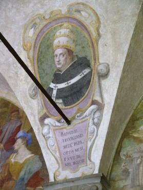 Papa Benedetto XI, Chiostro di S. Antonino (Museo di San Marco, Firenze)