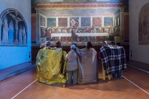 Cenacoli fiorentini#5, Cenacolo di Sant'Apollonia, 2015