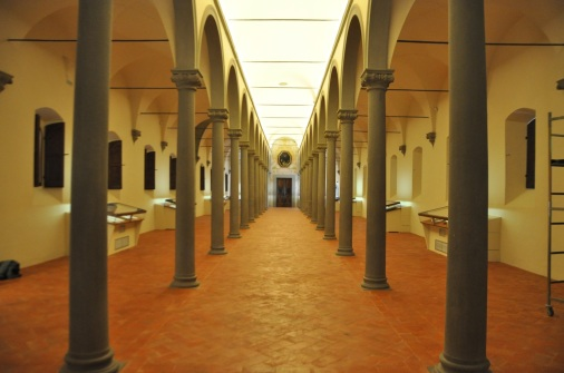 Biblioteca monumentale del Museo di San Marco