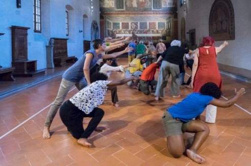 Cenacolo di Sant'Apollonia, Cenacoli fiorentini#5_Grande adagio popolare, ESODO, 2015
