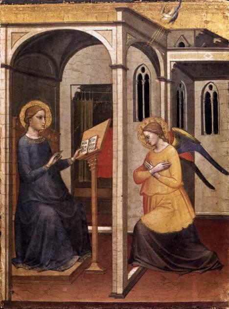 Mariotto di Nardo 1395 Pinacoteca Vaticana