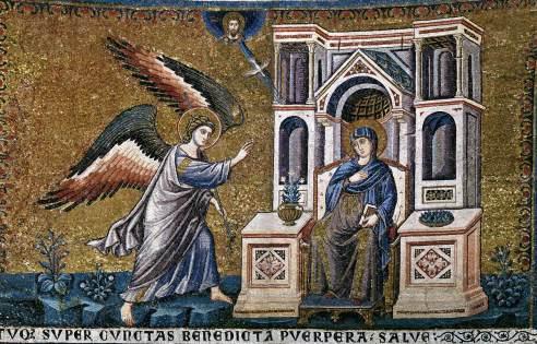 Pietro Cavallini 1296-300 S. Maria in Trastevere