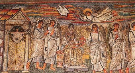 V secolo - Santa-Maria-Maggiore