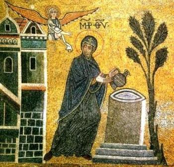 Annunciazione - Basilica di San Marco, Venezia (XI sec.)