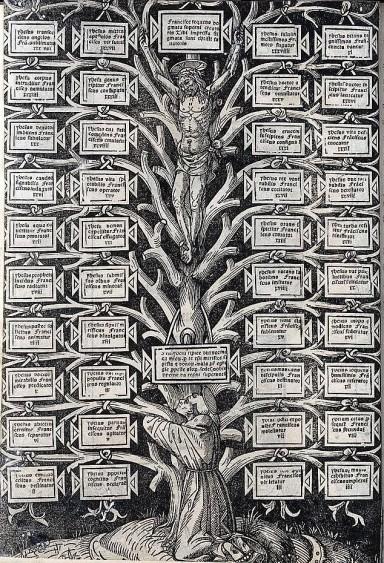 De Conformitate, prima edizione a stampa (1510)