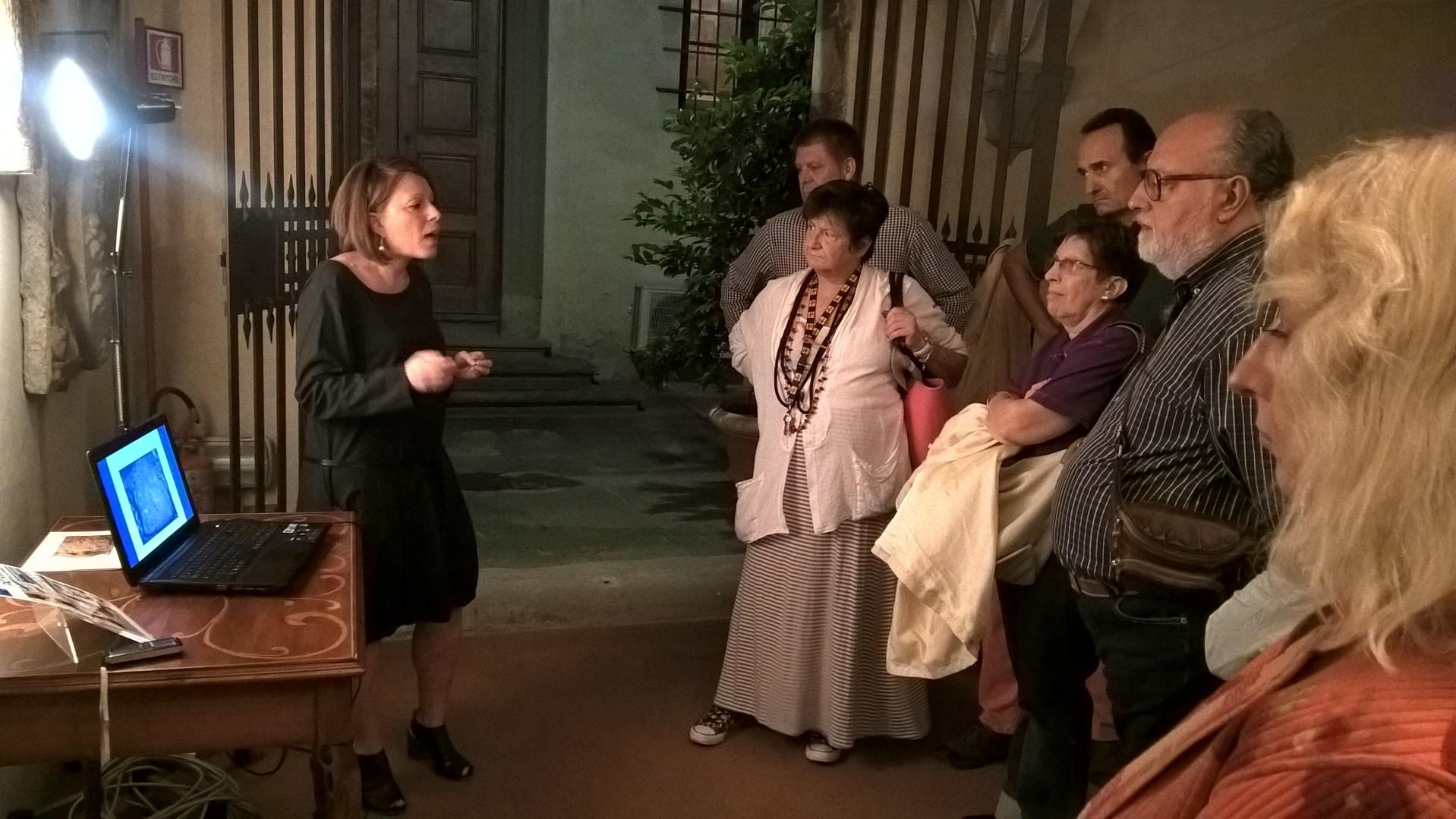 Cenacoli fiorentini#6 Grande adagio popolare: il gesto di Virgilio ...