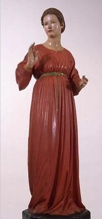 Francesco di Valdambrino, Vergine Annunciata