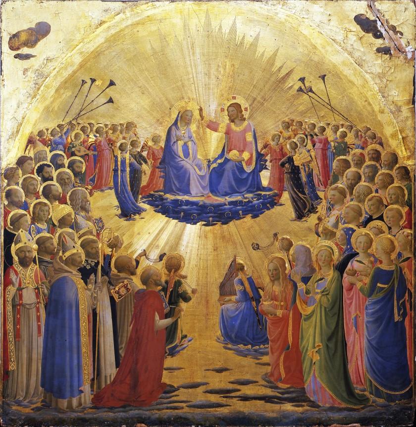 Fra'_Angelico_-_Incoronazione_della_Vergine_-_Google_Art_Project